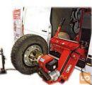 Tovorna montirka Areo Tirex 160 - mobilna