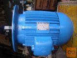 elektromotor prirobnični, elektrokovina