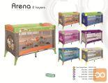 Prenosna Posteljica Arena 2 Bertoni 2013