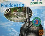 Fontana Pontec Pondo Vario 1500  1500L/h
