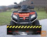 CF Moto X8 EFI V-TWIN 4x4 - KREDIT