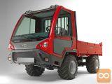 Traktor CARON - Gorski transporter s kiper kesonom