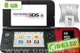 Nintendo 3Ds Rdeč + R4I Sdhc V2 + Microsd 8Gb + Sd 2Gb
