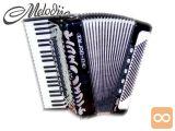 Klavirska Harmonika Carmen 120 Bas Piccolo