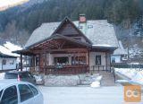 Kranjska Gora Dovje gostinski lokal 210 m2
