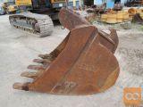 Izkopna žlica za bager Volvo (116cm, 1.3m3)(Int.št. R12020)