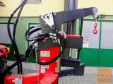 Cepilec drv, IROSS MX 120 SUPERVELOX - (Opcija vitel)