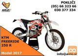 KTM FREERIDE 250 R (model 2017)