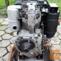 Vibroploščo večjo z motorjem diesel HATZ E79L