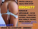 AVANTURE-SEX -SPROSTITVE -POHOTNO IGRANJE-UŽIVANJE 0904277