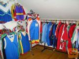 Popolna oprema za šivanje športnih oblačil