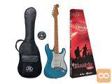 SX SST57LPB Električna kitara električne kitare stratocaster