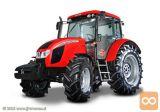 Traktorji, Zetor Forterra 100, 110, 120, 130 in 140