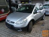 Fiat Sedici 2.0 TDI 4x4 Multijet Dynamic