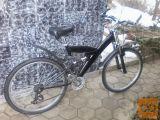 """Prodam 26"""" polnovzmeteno kolo z dvojnim vzmetenjem na 21 p"""