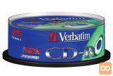 CD-R 52x 700Mb 25-cake Verbatim