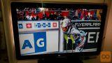 LCD TV PHILIPS AMBILIGHT 94 cm