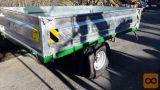 Traktorska prikolica AgroPretex P14 240 x140