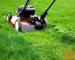 Čiščenje, likanje na domu, košnja trave, visoke grede