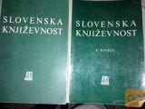 SLOVENSKA KNJIŽEVNOST I IN II