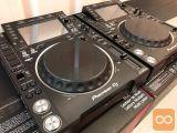 2x Pioneer CDJ-2000NXS2 + 1x DJM-900NXS2 = €2900