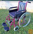 Invalidski voziček, z blazino