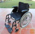 Lahek aktivni invalidski voziček Volaris Panthera