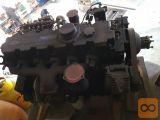 Nov Perkins diesel motor, 6-valjni