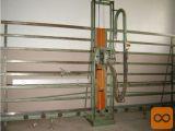 Vertikalna razrezovalka lesnih plošč