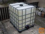 Cisterna, kontejner IBC, 1000 L