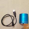 Mini radio z usb kablom