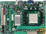 Biostar MCP6P M2+ (AM2)+CPU X2 4000++cooler+io shield