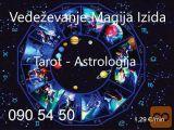 POCENI TAROT VDDEŽEVANJE IN ASTROLOGIJA IZIDA 090 54 50