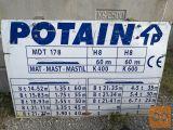 Gradbeni stolpni žerjav POTAIN MDT 178