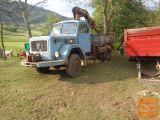 TAM 110 T10 4x4 gozdarsko vozilo