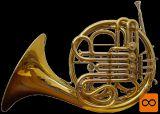 Poučevanje francoskega roga, trobente ali kljunaste flavte