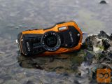 Vodotesni fotoaparat Pentax RICOH WG-50 odlično ohranjen