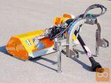 Mulčar kladivar, AgroPretex VOLPE-165, nagibni