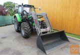 Sprednji nakladalec,Mailleux MX T400 za traktorje Deutz Fahr