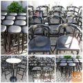 gostinski stoli rertro pub dizajna