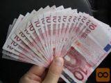 Posebna ponudba za posojilo s hitrim denarjem za 4 dni