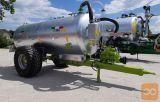 Vaia MB 70 EX, enoosna traktorska cisterna za gnojevko