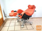 Negovalni stol, počivalnik na kolesih - Vermeiren Altitude