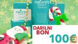 Darilni bon €100 za nakup v spletni trgovini