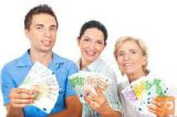 Finančna pomoč vsem, da se leto dobro začne