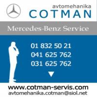 Avtomehanika Cotman Igor s.p.